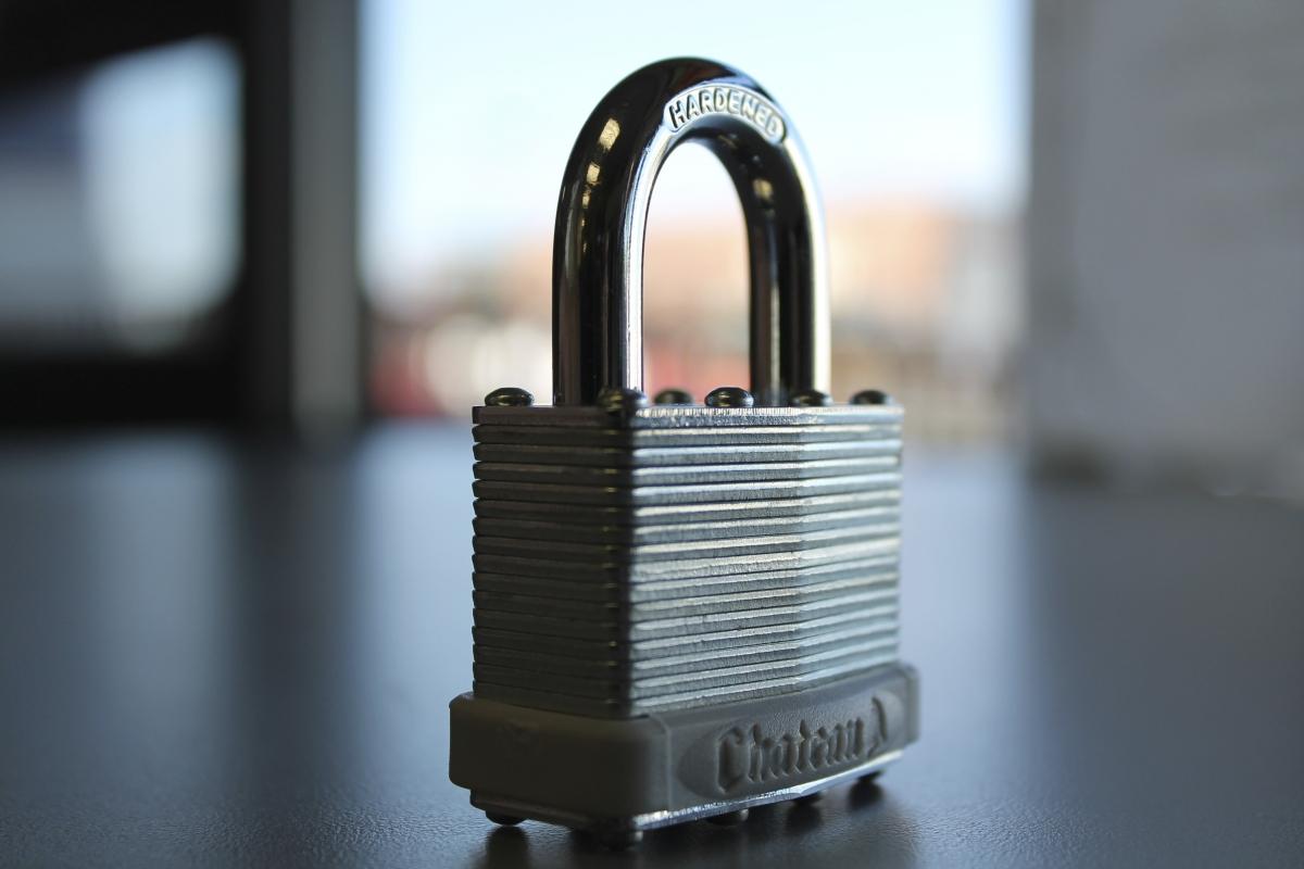 JB Self Storage-Lock