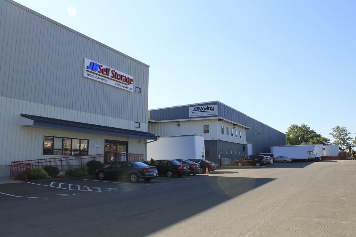 JB Self-Storage Headquarters Stamford CT 06902