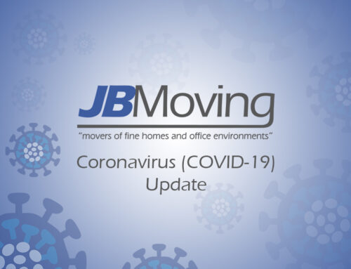 Moving with Coronavirus (COVID-19)